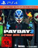 Payday 2 - The Big Score (PlayStation 4)