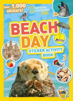 National Geographic Kids Beach Day Sticker Acti...