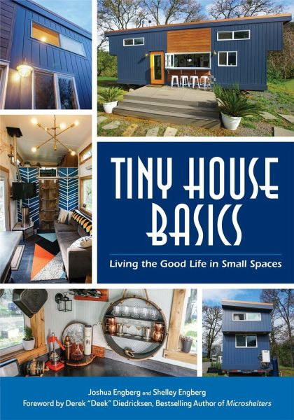 tiny house basics von joshua engberg englisches buch b. Black Bedroom Furniture Sets. Home Design Ideas