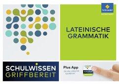 Schulwissen griffbereit. Lateinische Grammatik - Kirchner, Silke