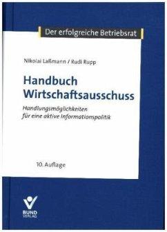 Handbuch Wirtschaftsausschuss