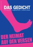 Der Heimat auf den Versen / Das Gedicht Bd.24