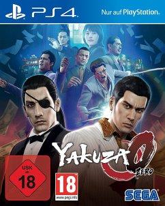 Yakuza Zero (PlayStation 4)