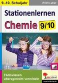 Stationenlernen Chemie / Klasse 9-10 (eBook, PDF)
