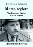 Matto regiert (eBook, ePUB)