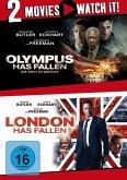 Olympus Has Fallen / London Has Fallen (2 Discs)