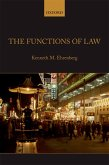 The Functions of Law (eBook, ePUB)