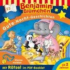 Benjamin Blümchen - Gute-Nacht-Geschichten 23: Kleine Helden (MP3-Download)