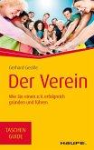 Der Verein (eBook, PDF)