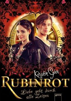 Rubinrot / Liebe geht durch alle Zeiten - Filmausgabe Bd.1 (eBook, ePUB) - Gier, Kerstin