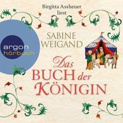 Das Buch der Königin (Ungekürzte Lesung) (MP3-Download) - Weigand, Sabine