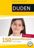 150 Aufsatzübungen 2. bis 4. Klasse (eBook, ePUB)