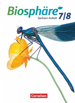 Biosphäre Sekundarstufe I 7./8. Schuljahr - Gymnasium Sachsen-Anhalt - Schülerbuch - Grimmer, Anja; Göbel, Engelhardt; Vopel, Volker