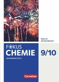 Fokus Chemie 9./10. Schuljahr - Sekundarstufe - Berlin/Brandenburg - Schülerbuch