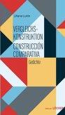 Vergleichskonstruktion Costrucción comparativa