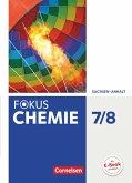 Fokus Chemie 7./8. Schuljahr - Sachsen-Anhalt - Schülerbuch
