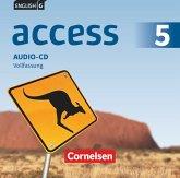 9. Schuljahr, Audio-CD / English G Access - Allgemeine Ausgabe .5