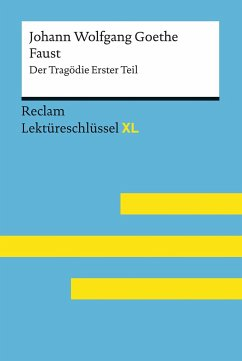 Johann Wolfgang Goethe: Faust I - Leis, Mario