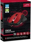 SPEEDLINK CONTUS Gaming Mouse, black-red