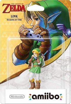 amiibo Link The Legend Of Zelda 30th Anniversary (Ocarina of Time)