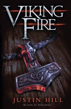 Viking Fire (eBook, ePUB) - Hill, Justin