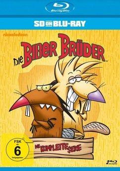 Die Biber-Brüder - Die komplette Serie - 2 Disc Bluray - Biber Brüder,Die