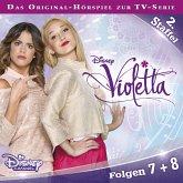 Disney/Violetta - Staffel 2: Folge 7 + 8 (MP3-Download)
