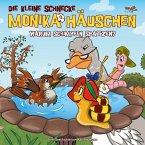 Warum schimpfen Spatzen?, 1 Audio-CD / Die kleine Schnecke, Monika Häuschen, Audio-CDs Tl.45