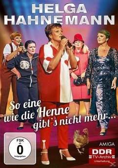 Helga Hahnemann - So eine wie die Henne gibt´s ...