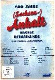 800 Jahre (Sachsen-)Anhalt, 1 DVD