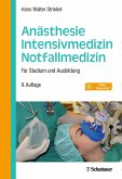 Anästhesie - Intensivmedizin - Notfallmedizin (eBook, PDF)