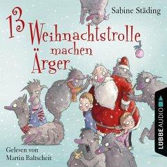 13 Weihnachtstrolle machen Ärger (MP3-Download) - Städing, Sabine
