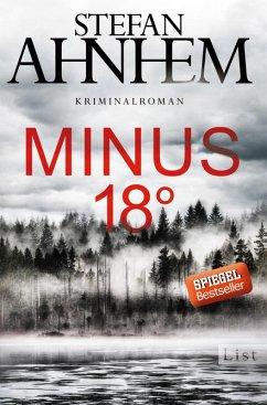 Minus 18 Grad / Fabian Risk Bd.3 (eBook, ePUB) - Ahnhem, Stefan