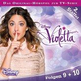 Disney/Violetta - Staffel 2: Folge 9 + 10 (MP3-Download)