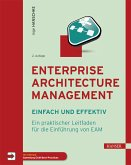Enterprise Architecture Management - einfach und effektiv (eBook, ePUB)