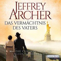 Das Vermächtnis des Vaters / Clifton-Saga Bd.2 (MP3-Download) - Archer, Jeffrey