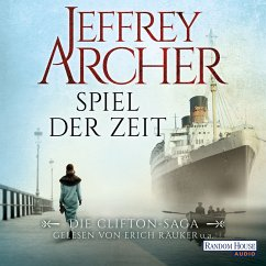 Spiel der Zeit / Clifton-Saga Bd.1 (MP3-Download) - Archer, Jeffrey