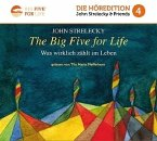 The Big Five for Life, 1 MP3-CD
