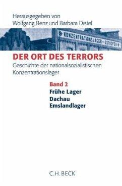Der Ort des Terrors. Geschichte der nationalsozialistischen Konzentrationslager Bd. 3: Sachsenhausen, Buchenwald