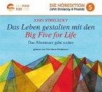 Das Leben gestalten mit den Big Five for Life, MP3-CD