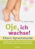 Oje, ich wachse! - ELTERN-SPRECHSTUNDE (eBook, ePUB)
