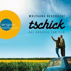 Tschick (Das Hörspiel zum Film) (MP3-Download) - Herrndorf, Wolfgang