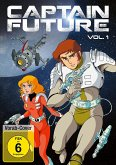 Captain Future - Vol. 1 (2 Discs)