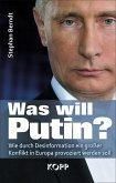 Was will Putin? (eBook, ePUB)