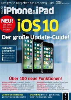 iOS 10 Handbuch (eBook, PDF) - Woods, Patrick; Müller, Peter; Wiesend, Stephan