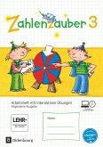 Zahlenzauber 3. Schuljahr - Allgemeine Ausgabe - Arbeitsheft mit interaktiven Übungen auf scook.de