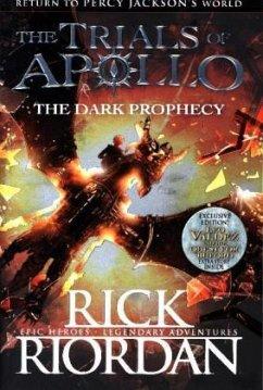The Trials of Apollo The Dark Prophecy
