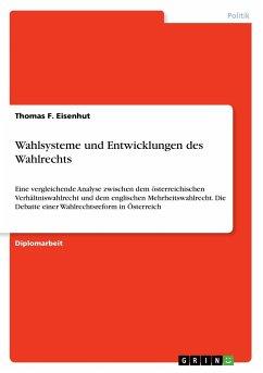 Wahlsysteme und Entwicklungen des Wahlrechts