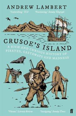Crusoe's Island (eBook, ePUB) - Lambert, Andrew