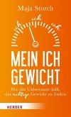 Mein Ich-Gewicht (eBook, ePUB)